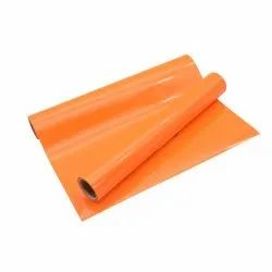 Orange Car Wrapping Vinyl Roll