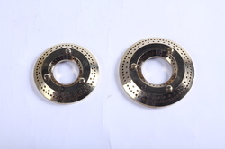 Brass Burner for Gas Stove, Burner Weight:200 - 280 gm