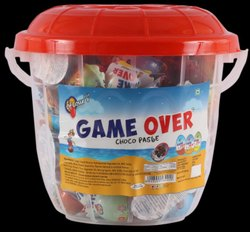 Gameover Bucket Jar