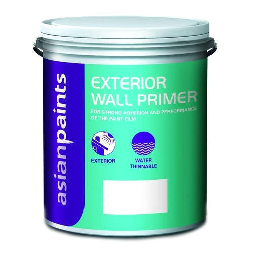 Asian Paints Green Primer Asian Paint Packaging Size Plastic Box Rs 250 Litre Id 15099105112