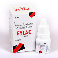 Ketorolac Tromethamine 0.5% Eye Drop