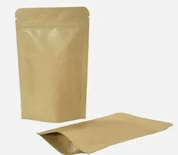 Brown Heat Sealable Paper Bags