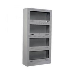 Steel Book Shelf