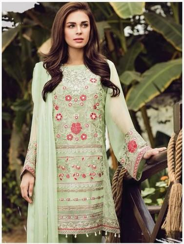 Party Wear Cotton Pakistani Salwar Suits Rs 1200 Piece Sahaj International Private Limited Id 18680055248