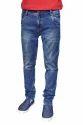 Mens Blue Stylish Jeans