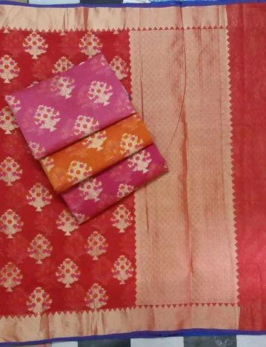 db163e2581db7d Fancy Kora Silk Sarees