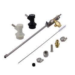 Co2 PVC Lock & Pin Set