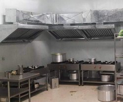 Kitchen Exhaust Hood & Duct Cleaning Service