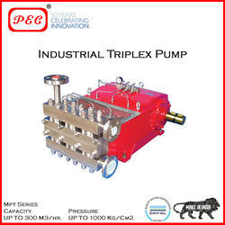 Industrial Triplex Pump