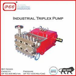 Industrial Triplex Pump
