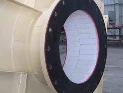 Water Treatment Plant Vessel Rubber Lining