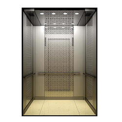 Hospital Lift Cabin
