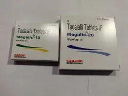 Megalis 20 mg Tablet