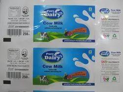Milk Pouch Roll
