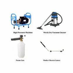High Pressure Car Washer Set