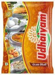 Chana Dal Udhaiyam (1/2kg X 50 Pkt) 25 Kg Bag
