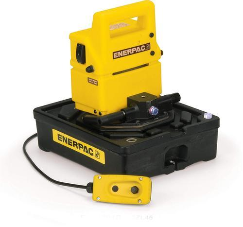 Enerpac PUJ1200 E Economy Electric Pumps, Gemini Power Hydraulics Private  Limited | ID: 20430008588