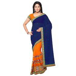 Riva 2 Georgette Saree