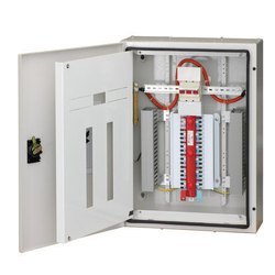 Mild Steel Power Distribution Board, Automatic Grade: Automatic, IP Rating: IP55