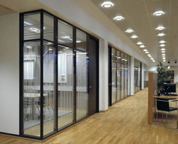 Aluminum Partition System