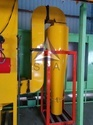 Cyclone Type Powder Recovery Booth