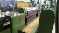 Used Van De Wiele VTR / VMM / Carpet Machine