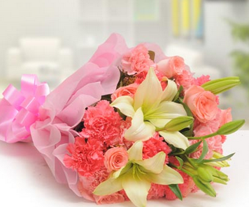 Pink Style Flowers