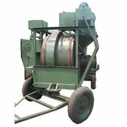 Concrete Hot Mixer Machine, For Industrial, Standard