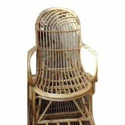 Cane Rocking Chair, Finish: Polished