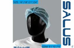 Disposable Cap Hair Net Size 16 18 21 24