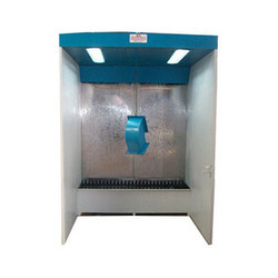 Bench Paint Spray Booth