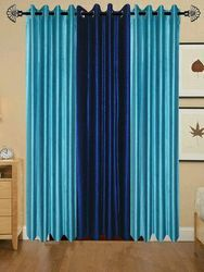 Fabric Long Crush Curtain