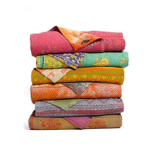 Vintage Throws And Quilts , Cotton Old Vintage Patchwork
