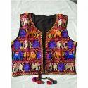 Kutch Work Embroidered Koti Jackets