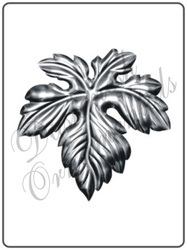 Decorative Sheet Metal Leaf