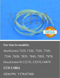 CCD Cable, OEM PN : 117K47560, For use Models : Work Centre 7525, 7530, 7535, 7545, 7556, 7830, 7835