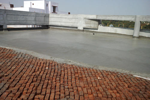 Terrace Waterproofing Solution Chemicals Manufacturer From Valsad