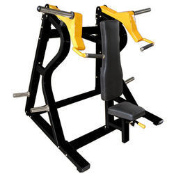 Shoulder Press Machine Hammer Plate Loaded