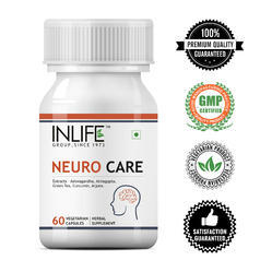 Neuro Care Supplement, Pack Type: HDPE Bottle