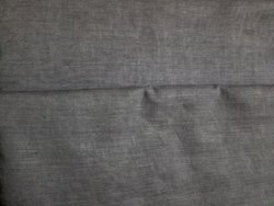 Gray Linen Shirting Fabric