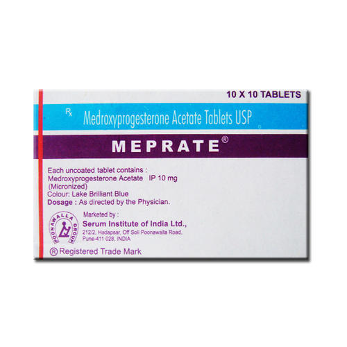 Meprate Medroxy-Progesterone Tablet