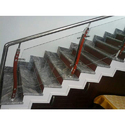 SS Glass Railing