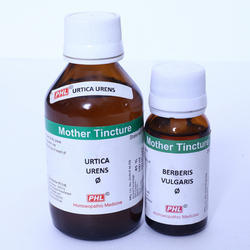 Mother Tinctures at Best Price in India
