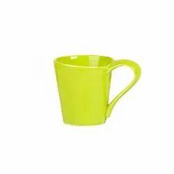 Light Green Ceramic Coffee Mug