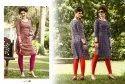 Kavya Rangat Anarkali Designer Kurti