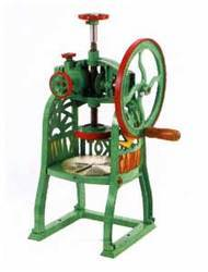 Manual Ice Gola Machine
