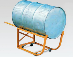 Tilting Drum Cradles