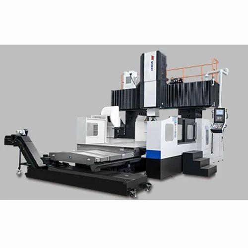 Cast Iron Automatic New PM Series HB Portal Machining Center