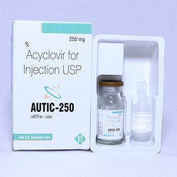 Acyclovir for Injection USP 250mg