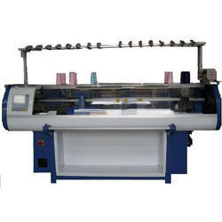 Automatic Fully Fashion Flat Bed Knitting Machine Rs 150000 Piece